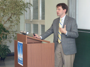 Matt Clouse, Director, Renewable Energy Policy and Programs, U.S. Environmental Protection Agency