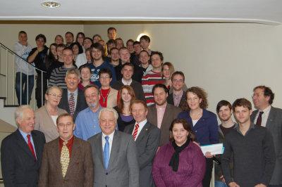 Konstituierende Sitzung der Arbeitsgruppe Berufliche Bildung bei der GDCh