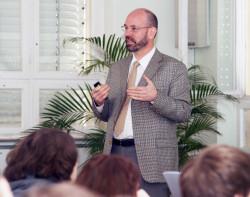18. April 2011: Vortragsveranstaltung Zukunftsf�hige gr�ne Stadt im Institut