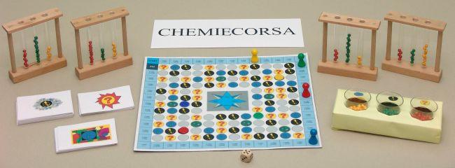Bewertung Von Chemiespielen Und Entwicklung Eines